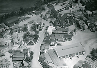 1935 Aerial of Fox Movietone Studios in West Los Angeles