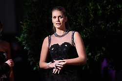 Lady Kitty Spencer attending the Evening Standard Theatre Awards 2018 at the Theatre Royal, Drury Lane in Covent Garden, London. EDITORIAL USE ONLY. Picture date: Sunday November 18th, 2018. Photo credit should read: Matt Crossick/ EMPICS Entertainment.