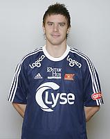 Fotball , Tippeligaen Eliteserien 2010 , portrett , portretter , Viking<br /> <br /> ARTUR KOTENKO