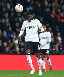 January 5, 2019 - Derby, England, United Kingdom - Derby, England - 05 January, 2019.Derby County's Fikayo Tomori.during FA Cup 3rd Round between Derby County  and Southampton at Pride Park stadium , Derby, England on 05 Jan 2019. (Credit Image: © Action Foto Sport/NurPhoto via ZUMA Press)