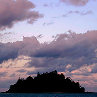 Island on the Great Barrier Reef