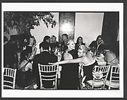 Scarlett Johansson and Naomi Watts. Charles Finch pre-Bafta party. San Lorenzo. 15 February 2004.Exhibition in a Box
