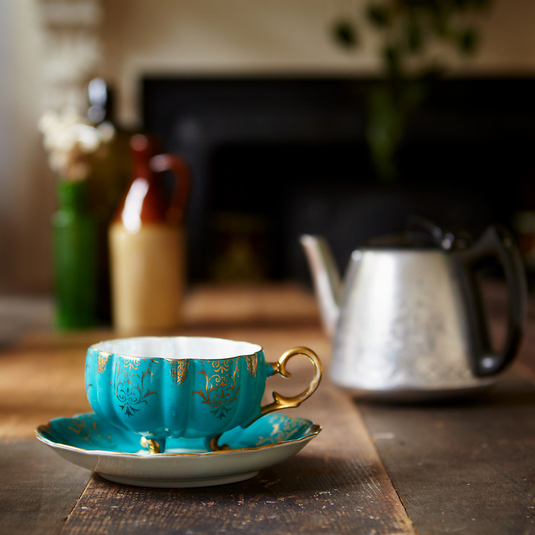 Foster Family Teacup #1