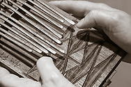 """Mbira, Thumb Piano, Hands on Music series, African Musical Instrument<br /> <br /> For IMAGE LICENSING just click on the """"add to cart"""" button above.<br /> <br /> Fine Art archival paper prints for this image as well as canvas, metal and acrylic prints available here:<br /> https://2-julie-weber.pixels.com/featured/kalimba-2-julie-weber.html"""