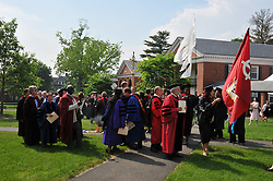 Yale Divinity School Commencement Worship 2009, Sterling Quadrangle, Yale University New Haven CT