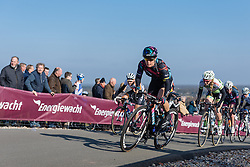 Tiffany Cromwell takes on the VAMberg  - Drentse 8, a 140km road race starting and finishing in Dwingeloo, on March 13, 2016 in Drenthe, Netherlands.