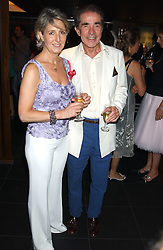The EARL & COUNTESS ALEXANDER OF TUNIS at a party to celebrate the OBE for Basil Charles - The famous Mustique bar owner held at Pengelley's, Sloane Street, London on 22nd June 2005.<br />