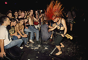 L7 Band in Nashville 1992 for Vox magazine