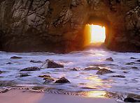 Pfeiffer Arch - Big Sur, CA