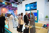 DEU, Deutschland, Germany, Berlin, 07.03.2019: Internationale Tourismus-Börse (ITB) auf dem Berliner Messegelände. Stand von Oman, Partnerland der ITB Berlin 2020.