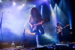 March 25, 2019 - London, England - Scottish singer-songwriter and musician KT Tunstall performs live at Roundhouse, London on March 25, 2019. (Credit Image: © Alberto Pezzali/NurPhoto via ZUMA Press)