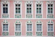 Konigliches Schloss in Schlossplatz, Berchtesgaden in Baden-Wurttenberg, Bavaria, Germany