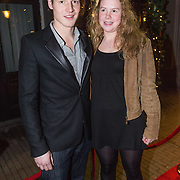 NLD/Amsterdam/20131219 - Premiere Kerstcircus 2013 Carre, Guido Spek en zus