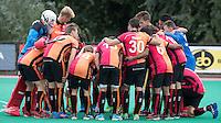 ROTTERDAM -HOCKEY - ABN AMRO CUP , als voorbereiding op de competitie. het tenue van Oranje-Rood.  COPYRIGHT KOEN SUYK