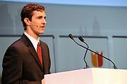 De heer Dom Sagolla, medeoprichter van Twitter houdt woensdag 26 mei een toespraak op de 17e editie van het internationale World Congress on Information Technology (WCIT2010) in de RAI te Amsterdam. Doel van het WCIT2010 is het uitwisselen van ideeën hoe ICT-toepassingen kunnen bijdragen aan oplossingen voor mondiale problemen op economisch en sociaal gebied./////<br /> Mr. Dom Sagolla, co-founder of Twitter is a Wednesday, May 26 speech at the 17th edition of the International World Congress on Information Technology (WCIT2010) at the RAI in Amsterdam. Purpose of the WCIT2010 is to exchange ideas about how ICT applications can contribute to solutions to global problems in economic and social spheres.
