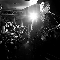 Last Gang perform live at In The City, One Central, Manchester, UK, 2008-10-06