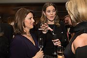 CHICA HERBERT; FRANCESCA HERBERT; Cartier 25th Racing Awards, the Dorchester. Park Lane, London. 10 November 2015