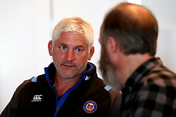 Bath Rugby's Director of Rugby Todd Blackadder is interviewed at the Aviva Premiership Rugby 2017/18 season launch - Mandatory by-line: Robbie Stephenson/JMP - 24/08/2017 - RUGBY - Twickenham - London, England - Premiership Rugby Launch