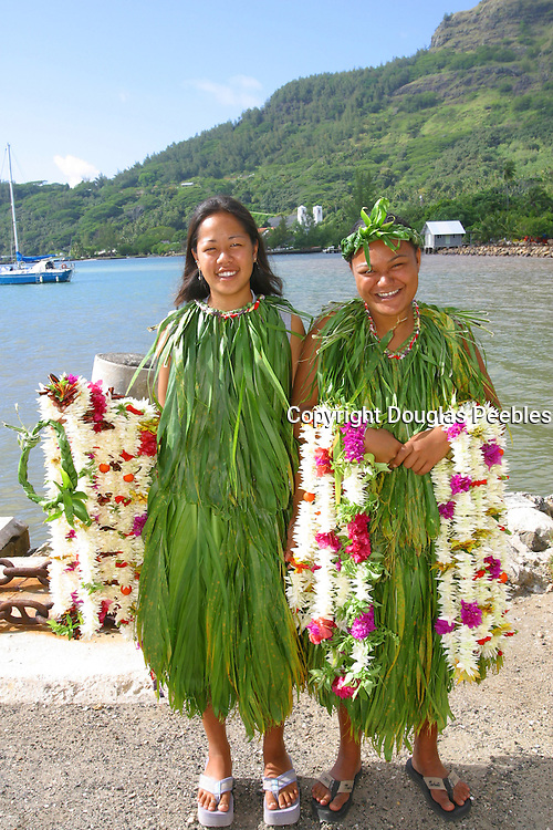 Mangareva, Gambier Islands, French Polynesia, (editorial use only, no model release)<br />
