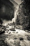 Lower Yosemite Fall, Yosemite National Park, California USA