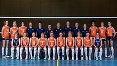 20191228 NED: Team photo Volleyball women, Arnhem