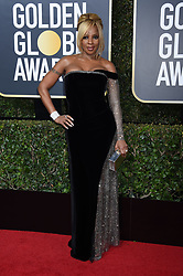 Kit Harington at the 75th Annual Golden Globe Awards held at the Beverly Hilton Hotel on January 7, 2018 in Beverly Hills, CA ©Tammie Arroyo-GG18/AFF-USA.com. 07 Jan 2018 Pictured: Mary J. Blige. Photo credit: MEGA TheMegaAgency.com +1 888 505 6342
