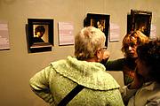 Rijksmuseum Amsterdam  National Museum<br /> Titel/Title :Zelfportret op jeugdige leeftijd / Selfportratit on Young Age<br /> Jaartal/Year:1628<br /> Kunstenaar/Painter:Rembrandt Harmensz. van Rijn <br /> Techniek:Olieverf op paneel<br /> Afmetingen:Size:22,6 x 18,7 cm