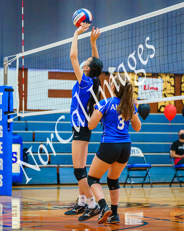 On May 20, 2021, the Analy frosh volleyball team played a home game against rival El Molino High School.  Analy won in straight sets 2-0 to win both matches this year.