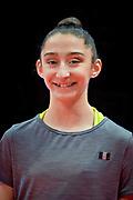 Giulia Segatori atleta italiana di ginnastica ritmica, ha fatto parte della nazionale italiana juniores.