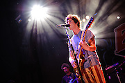 MGMT performs at The Bamboozle music festival, May 2, 2010. East Rutherford, NJ.
