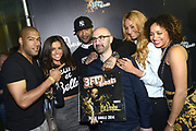 De 3FM Awards 2014 in de Gashouder, Amsterdam.<br /> <br /> Op de foto:  Mr Probz Dennis Stehr, wint de award voor Beste single (Waves)
