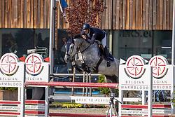 Luyckx Kevin, BEL, Kira Z<br /> Belgian Championship 6 years old horses<br /> SenTower Park - Opglabbeek 2020<br /> © Hippo Foto - Dirk Caremans<br />  13/09/2020