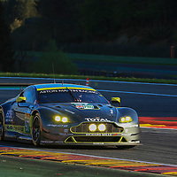 #97, Aston Martin Vantage, Aston Martin Racing, driven by, Richie Stanaway, Fernando Rees, Jonny Adam, FIA WEC 6hrs of Spa 2016, 07/05/2016,