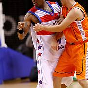 NLD/Almere/20091112 - USA Legends - Dutch legends met oa Dennis Rodman, Dennis Rodman