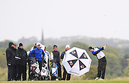 during Round 3 of the East of Ireland Amateur Open Championship at Co. Louth Golf Club, Baltray on Monday 1st June 2015.<br /> Picture:  Thos Caffrey / www.golffile.ie