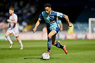 Wycombe Wanderers Nathan Tyson(23) during the EFL Sky Bet League 2 match between Wycombe Wanderers and Stevenage at Adams Park, High Wycombe, England on 5 May 2018. Picture by Alistair Wilson.