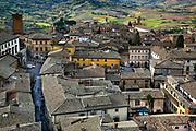Downtown, Orvieto, Italy