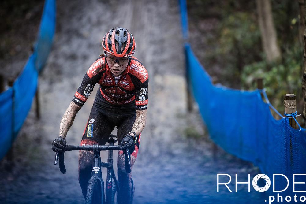 X2O Badkamertrofee Herentals 2020<br /> Women's Elite Race<br /> <br /> ©RhodePhotoMedia