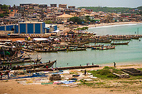 Elmina, Port of Entry