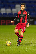 Conor McCarthy of St Mirren during the Scottish Premiership match between Ross County FC and St Mirren FC at the Global Energy Stadium, Dingwall, Scotland on 26 December 2020