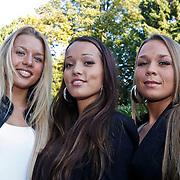 NLD/Amsterdam/20101011 - Presentatie nieuwe plaat Oh Oh Cherso crew, Elize, Kabouter en Little Princess