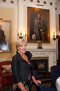 CANDIDA LYCETT GREEN, The Lady Joseph Trust, fundraising party.<br /> Camilla, Duchess of Cornwall  attends gala fundraising event as newly appointed President of the charity. The Lady Joseph Trust was formed in 2009 to raise funds to acquire horses for the UKÕs top Paralympic riders Cavalry and Guards Club, 127 Piccadilly, London,<br /> 26 October 2011. <br /> <br />  , -DO NOT ARCHIVE-© Copyright Photograph by Dafydd Jones. 248 Clapham Rd. London SW9 0PZ. Tel 0207 820 0771. www.dafjones.com.<br /> CANDIDA LYCETT GREEN, The Lady Joseph Trust, fundraising party.<br /> Camilla, Duchess of Cornwall  attends gala fundraising event as newly appointed President of the charity. The Lady Joseph Trust was formed in 2009 to raise funds to acquire horses for the UK's top Paralympic riders Cavalry and Guards Club, 127 Piccadilly, London,<br /> 26 October 2011. <br /> <br />  , -DO NOT ARCHIVE-© Copyright Photograph by Dafydd Jones. 248 Clapham Rd. London SW9 0PZ. Tel 0207 820 0771. www.dafjones.com.