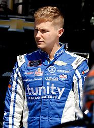 April 13, 2018 - Bristol, TN, U.S. - BRISTOL, TN - APRIL 13:  #2: Matt Tifft, Richard Childress Racing, Chevrolet Camaro Tunity during practice for the 36th annual Fitzgerald Glider Kits 300 on Friday April 13, 2018 at Bristol Motor Speedway in Bristol Tennessee (Photo by Jeff Robinson/Icon Sportswire) (Credit Image: © Jeff Robinson/Icon SMI via ZUMA Press)