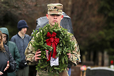 12/14/19 Wreaths Across America in Bridgeport