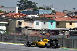November 11, 2016 - Sao Paulo, Brasil - Motorsports: FIA Formula One World Championship 2016, Grand Prix of Brasil, .#30 Jolyon Palmer (GBR, Renault Sport Formula 1 Team) (Credit Image: © Hoch Zwei via ZUMA Wire)