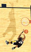 Dec. 18, 2010; Charlottesville, VA, USA; UMBC Retrievers guard Kristin Coles (22) shoots the ball during the game against the Virginia Cavaliers at the John Paul Jones Arena. Virginia won 61-46. Mandatory Credit: Andrew Shurtleff