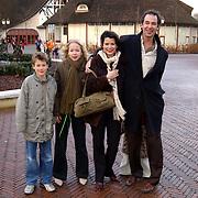Premiere musical Doornroosje, Eric Vogel en Caroline de Bruijn