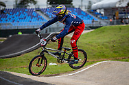 2021 UCI BMXSX World Cup<br /> Round 3 and 4 at Bogota (Colombia)<br /> Friday Practice<br /> ^we#215 RIDENOUR, Payton (USA, WE) Mongoose, E6 Wheels