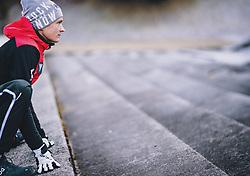 31.12.2019, Olympiaschanze, Garmisch Partenkirchen, GER, FIS Weltcup Skisprung, Vierschanzentournee, Garmisch Partenkirchen, Qualifikation, im Bild Daniel Huber (AUT) // Daniel Huber of Austria during the Four Hills Tournament of FIS Ski Jumping World Cup at the Olympiaschanze in Garmisch Partenkirchen, Germany on 2019/12/31. EXPA Pictures © 2019, PhotoCredit: EXPA/ JFK