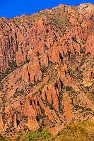 Chisos Mountains, Big Bend National Park, Texas USA.